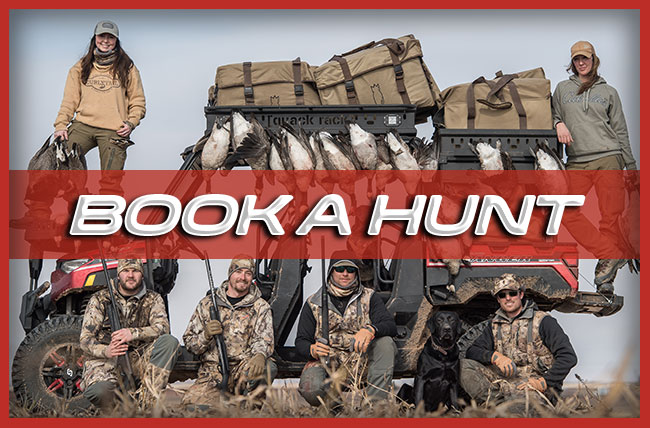 Book a Hunt with Final Descent Guide Services